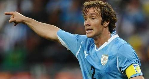 Diego Lugano, Uruguay vs Tahiti Live